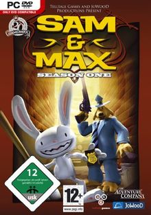 Sam & Max Season 1 (PC)