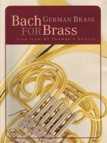 German Brass - Bach for Brass