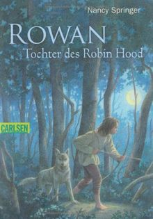 Rowan - Tochter des Robin Hood