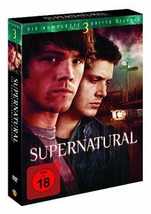 Supernatural - Die komplette dritte Staffel [5 DVDs]