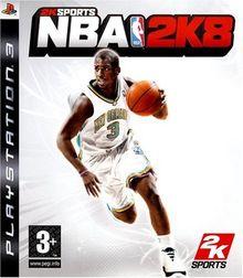 NBA 2K8 [FR Import]