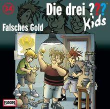 Die drei ??? Kids, Folge 34: Falsches Gold