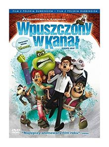 Flushed Away [DVD] [Region 2] (IMPORT) (Keine deutsche Version)