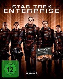 Star Trek: Enterprise - Die erste Season [Blu-ray]