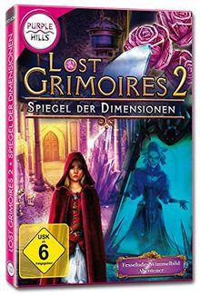 Lost Grimoires 2 - Spiegel der Dimensionen Standard, Windows Vista / XP / 8 / 7