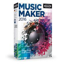 MAGIX Music Maker 2016