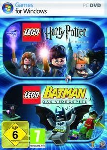Lego Harry Potter - Die Jahre 1 - 4 + Lego Batman