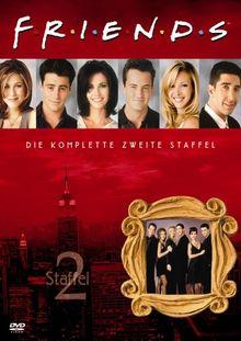 Friends - Die komplette zweite Staffel (4 DVDs)