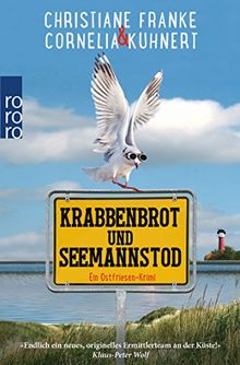 Krabbenbrot und Seemannstod: Ein Ostfriesen-Krimi