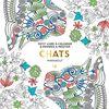 Chats : Petit livre à colorier & pensées à méditer