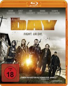 The Day - Fight. Or Die. (Uncut) [Blu-ray]