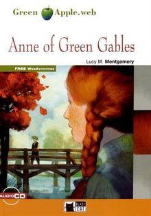 Green Apple: Anne of Green Gables + audio CD