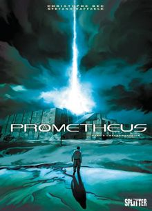 Prometheus: Band 8. Nekromanteion