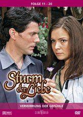 Sturm der Liebe 2 - Folge 11-20: Verwirrung der Gefühle (3 DVDs)