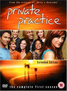 Private Practice - Season 1 [UK Import]