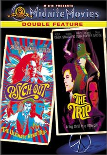 Psych-Out / The Trip (MGM's Midnight Movies Double Feature)