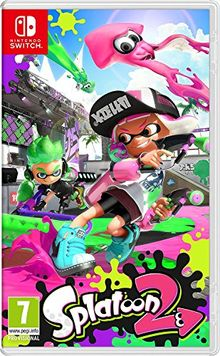 Jeu Wii U - Splatoon 2 (Switch)