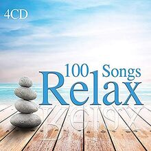 4CD 100 Songs Relax, Musica Rilassante, Peaceful, Wellness Relax, Lounge Music, Relaxing, Meditation, Sound Of Nature, Chillout Music, Spa Music