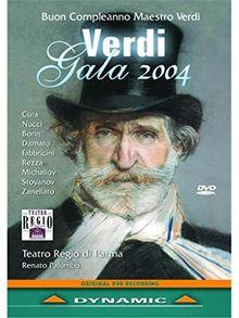 Verdi-Gala 2004 [DVD]