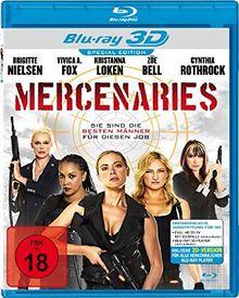 Mercenaries [3D Blu-ray] [Special Edition]