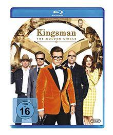 Kingsman - The Golden Circle [Blu-ray]