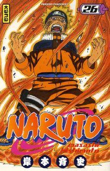 Naruto, Tome 26 :