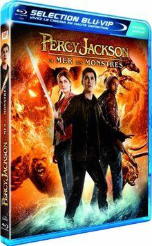 Percy jackson 2 : la mer des monstres [Blu-ray] [FR Import]