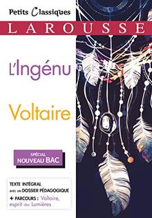 L'Ingénu (Bac 2020-2021) (Petits Classiques Larousse)