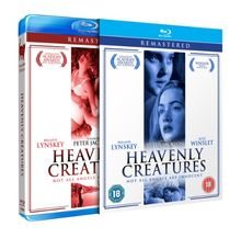 Heavenly Creatures Remastered - Limited Edition [Blu ray] [Blu-ray] [UK Import]
