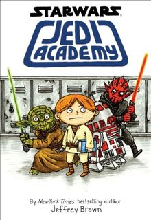 Star Wars: Jedi Academy 1 (Star Wars (Scholastic))