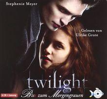 Twilight - Bis(s) zum Morgengrauen: 6 CDs