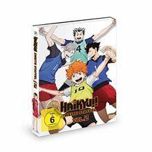 Haikyu!! Season 2 - Vol. 2 (Episode 07-13) [2 DVDs]