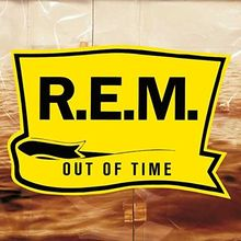 Out Of Time (25th Anniversary Edt)(1LP) [Vinyl LP]