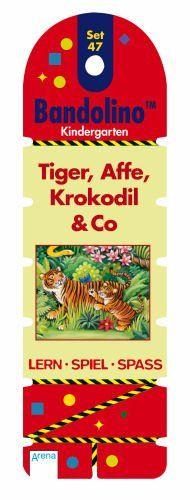 Bandolino Set 47: Tiger, Affe, Krokodil & Co