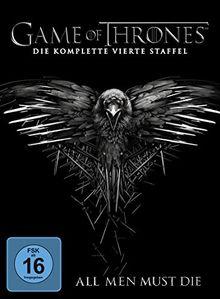 Game of Thrones - Die komplette vierte Staffel [5 DVDs]