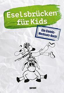 Eselsbrücken für Kinder - Comic