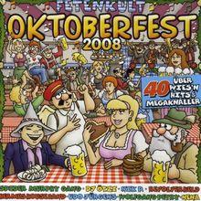 Fetenkult-Oktoberfest Hits 2008