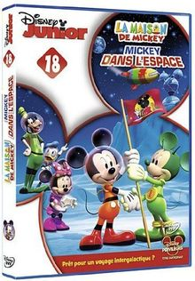 La maison de mickey ; mickey dans l'espace