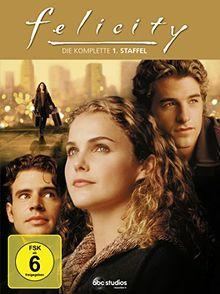 Felicity Die komplette erste Staffel (6 DVDs im Digipak mit Schuber)