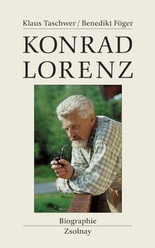 Konrad Lorenz. Biographie