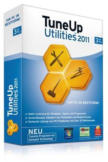 TuneUp Utilities 2011 - 3-Platz