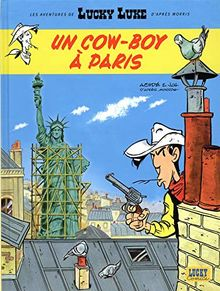 Lucky Luke: Un cow-boy a Paris
