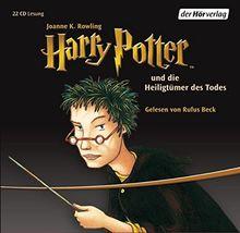 Harry Potter und die Heiligtümer des Todes (Harry Potter, gelesen von Rufus Beck, Band 7)