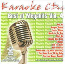 Best of Megahits Vol. 4 - Karaoke