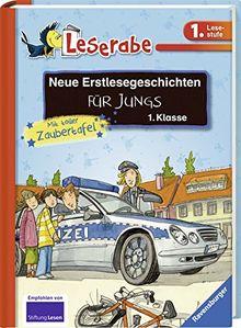 Neue Erstlesegeschichten für Jungs 1. Klasse (Leserabe - Sonderausgaben)