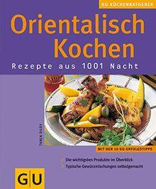 Orientalisch Kochen