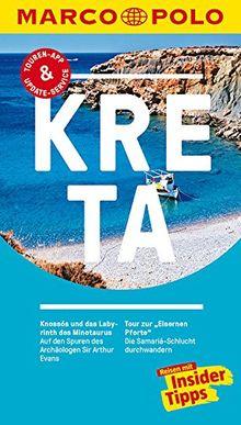 MARCO POLO Reiseführer Kreta: Reisen mit Insider-Tipps. Inklusive kostenloser Touren-App & Update-Service