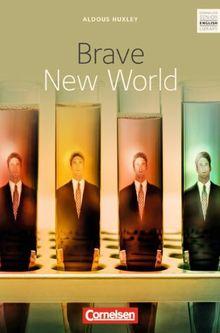 Cornelsen Senior English Library - Fiction: Ab 11. Schuljahr - Brave New World: Textband mit Annotationen: Textheft