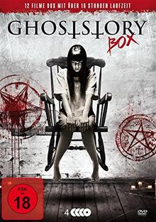 Ghoststory Box [4 DVDs]