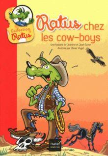 Ratus Poche: Ratus Chez Les Cow-Boys